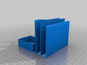 simple desktop organizer