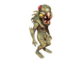 Zombie Alien Mutant (ZombWar)