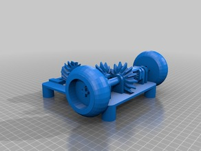 Differential Gear 2.1 / 3.0 & 3.1 (education)
