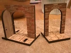 Open Miniature Doorways