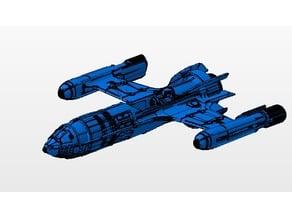 Star Trek NX-Beta 1:2000