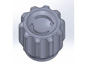 Anycubic i3 Mega Extruder Knob