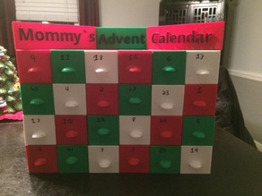 Mommy's Advent Calendar