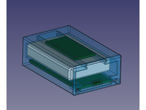 ESP32 + RCWL-0516 + Battery Enclosure