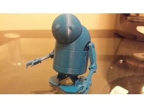 Nier: Automata Machine Stubby