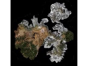 Horizon Zero Dawn Complete Map