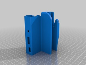 Sleeve Case for Raspberry Pi B+ With Taz 5 Mount