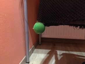 Protective ball for office chairs