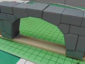 Stone Arch Bricks