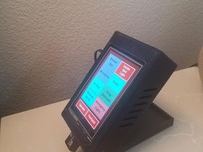 "Bedside Raspberry Pi Console Case for 3.5"" PiTFT"