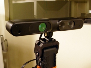 Asus Xtion Mounts