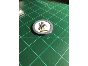 amiibo coin 40mm and 25mm