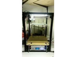 CL-260 conversion to Ultimaker 2+ Clone