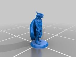 Dragonborn Goon Miniature