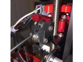 Horozontal Roller Filament Guide