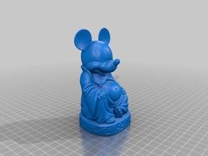 Mouse Buddha