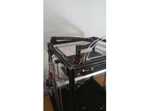 Flsun Cube - Chain Brackets 15x25