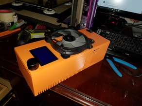 CR-10 120mm Fan Enclosure