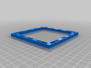 My Customized OpenForge 2.0 Plain Magnetic Base Customizer