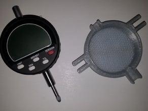 Digital gauge dial support (soporte para medidor digital de superficies)