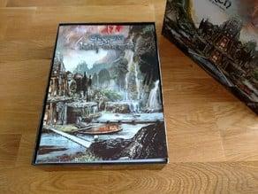 Gloom of Kilforth Boardgame Box Inserts