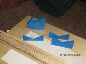 120 degree glue guides