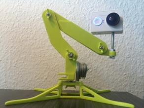 Universal camera mount standing & printer mount (UPDATED v2.0)