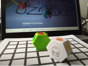 3d (paper)craft Ozobot