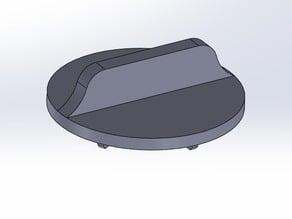 Watch case opener 38mm slot