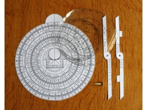 Astrolabe for Chilean sky laser cutting