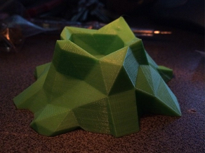 Low Poly Volcano Thingy