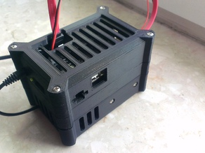 Cubieboard Tower Case - Power Supply Unit Addon