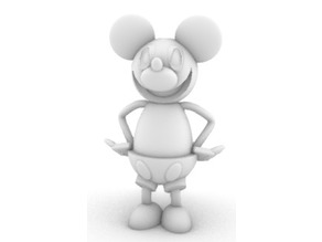 Mickey Mouse (Simple)