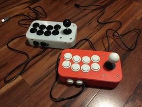 10 button joystick