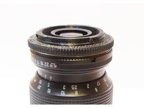 Adapter Tamron Adaptall 2 to Canon EOS EF