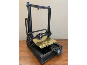 CR-10 All-In-One Setup