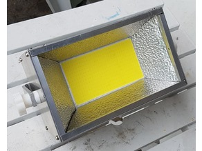 Faro led teatrale per interno (150W theater led light for indoor use)