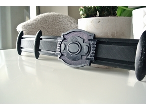 Batman Utility Belt - 1989 Replica