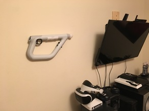 PSVR Aim controller wall mount