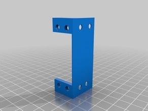 Simple servo mount