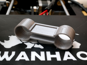 Wanhao Duplicator i3 (Plus) dampeners for AzzA's Z braces