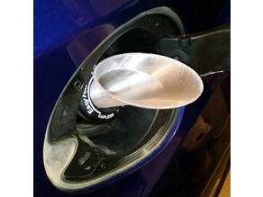 Ford Capless Fuel Funnel