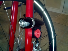 Bicycle Light Mount