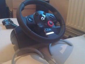 Driving Force GT Legrest