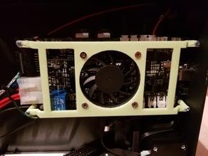 D6 Motherboard 60mm Fan Mount