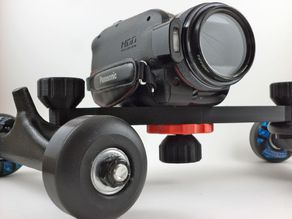 Unibody Cheap DSLR Table Dolly