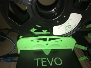 Tevo Tornado Control Box Spool Holder