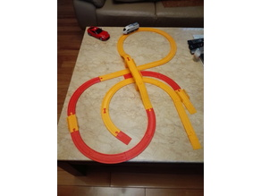 Toy Rail (6mm thickness) for wooden train