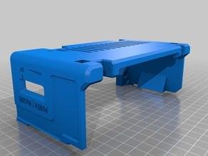 Replicator size PHIL baseplate rear