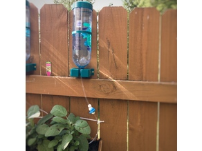 Water Bottle Drip Irrigation System